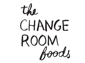The change room foods logo