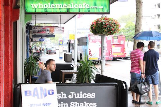 Wholemeal Cafe Review, Darlinghurst