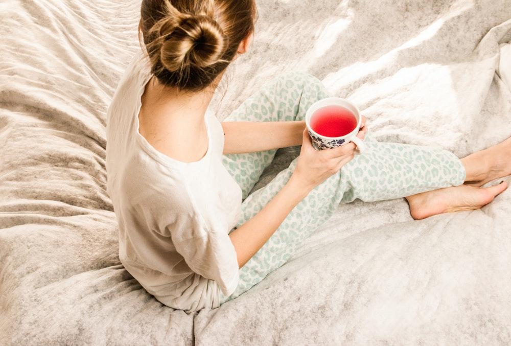 relaxing rituals for deep sleep
