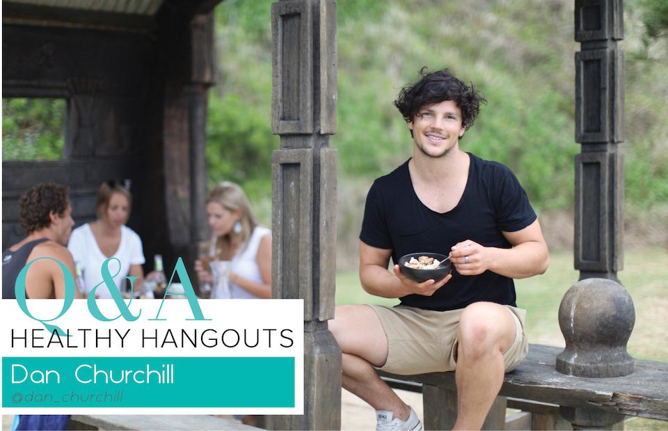 Dan Churchill Heathy Hangouts