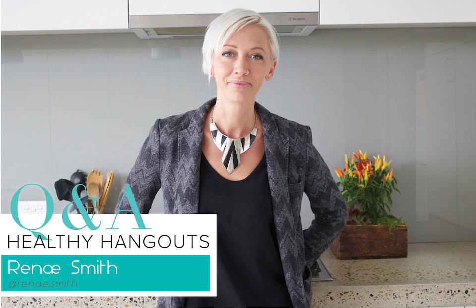 Renae Smith Heathy Hangouts