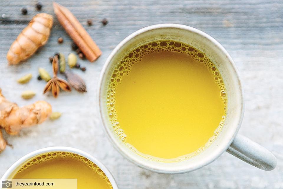How to make a turmeric chai latte