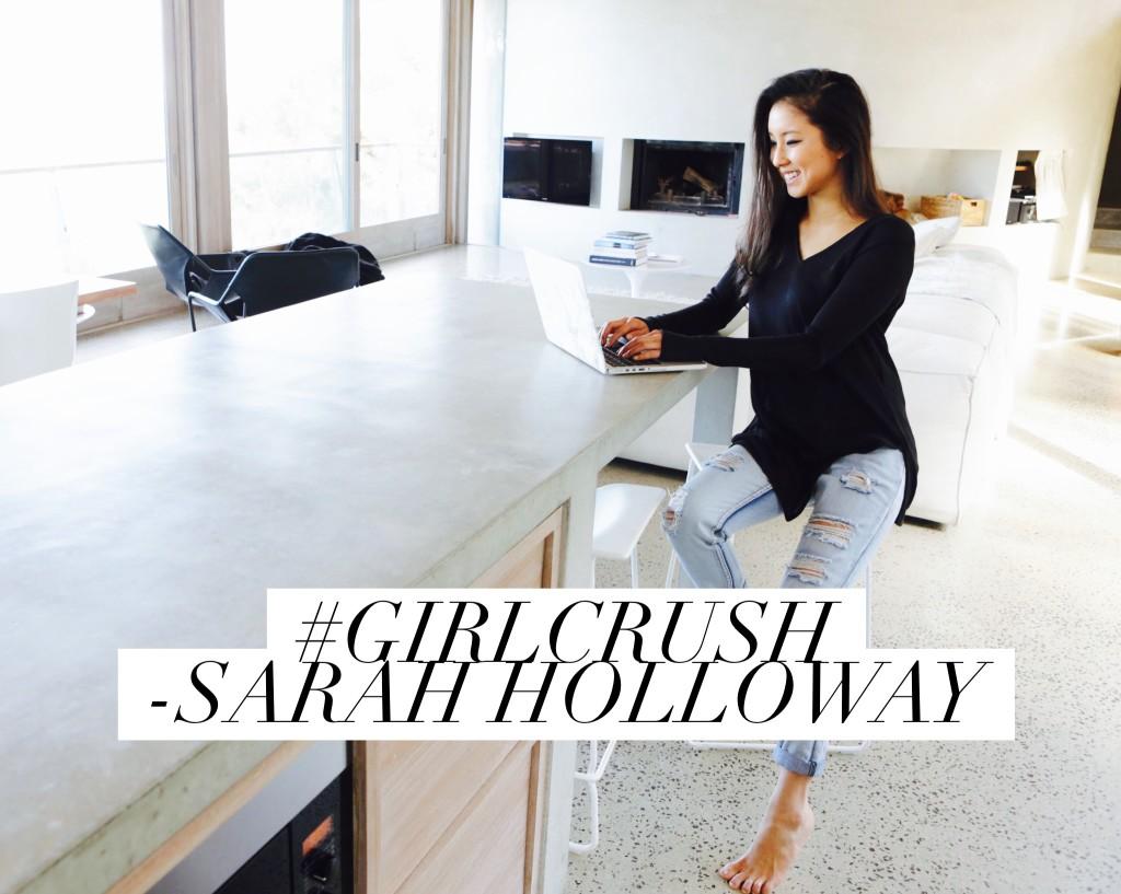 Sarah Holloway of Matcha Maiden