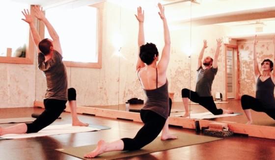 Moksha Yoga Vancouver