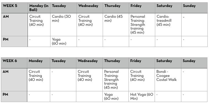 FF Week 6