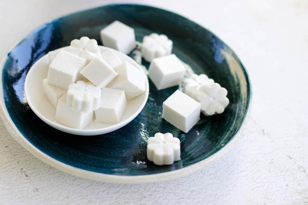 Gut-healing Coconut Marshmallows