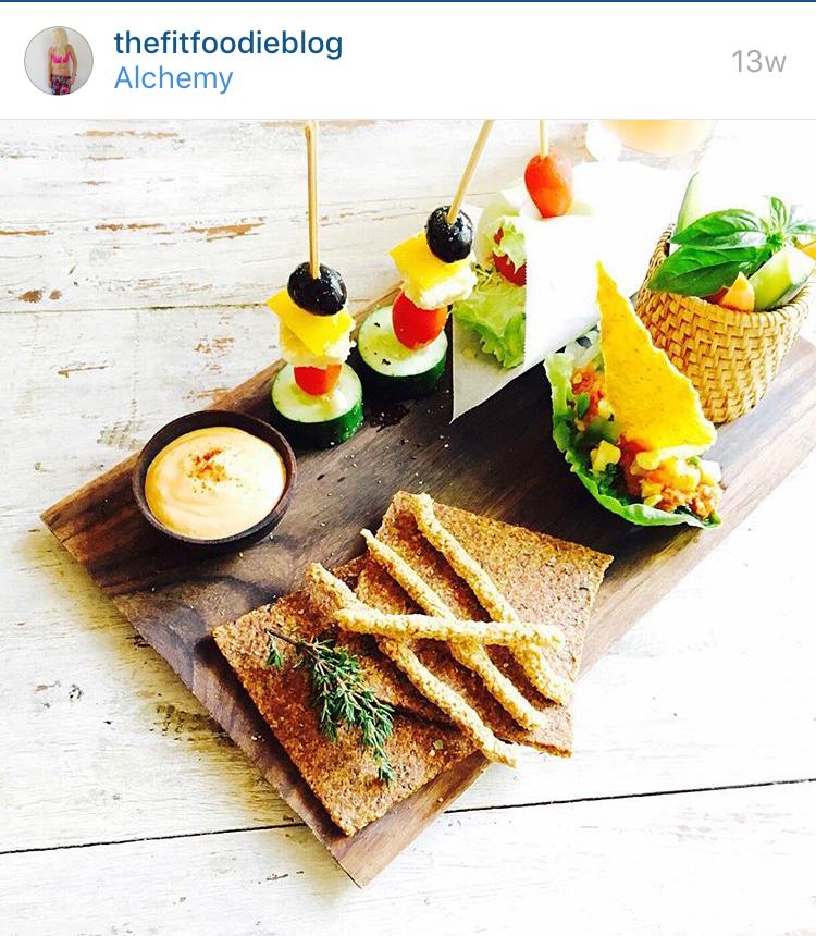 Tasting Plate @ Alchemy, Ubud