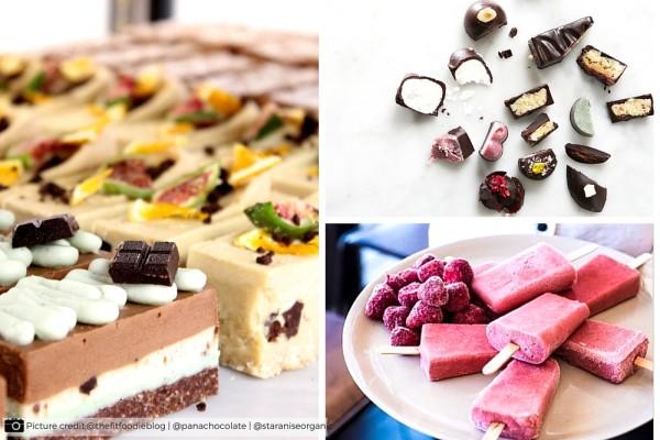 Sydney's Best Raw Desserts