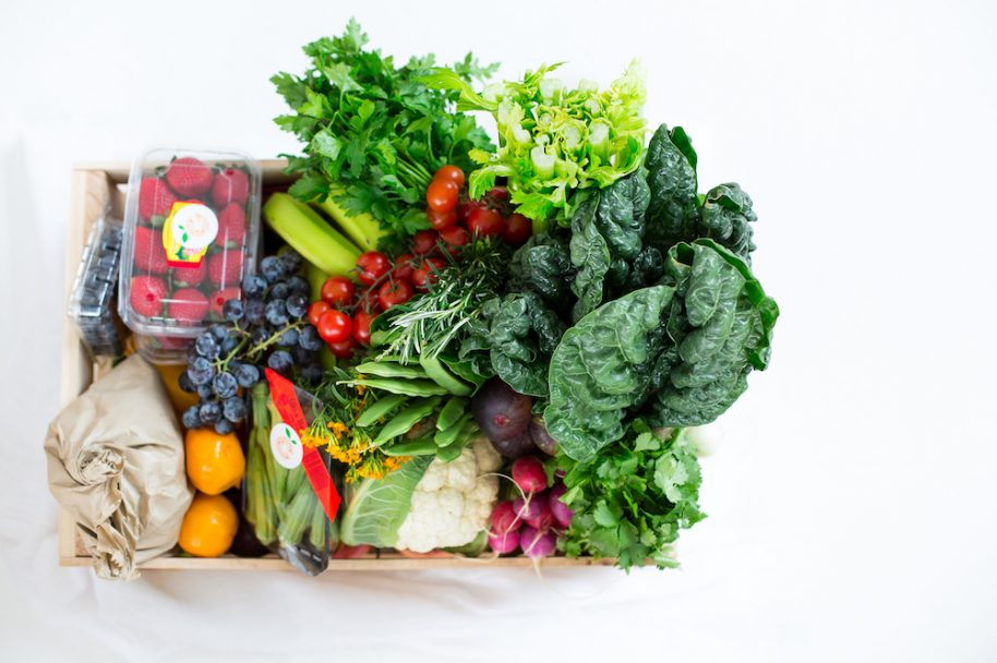 Sydney fruit + veg delivery service