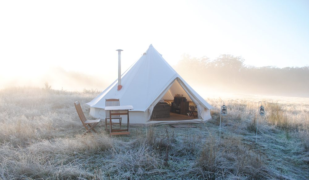 A Guide to the Best Glamping Spots Around Australia