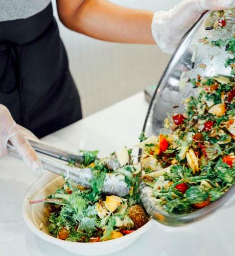 Top Healthy Eats in New York