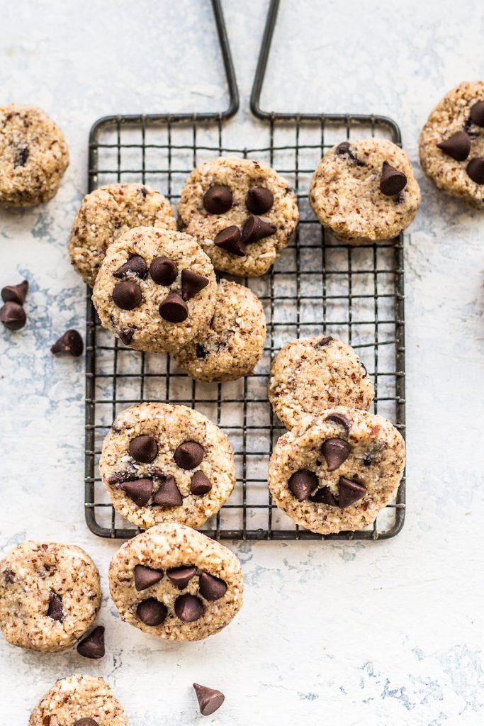 4 Ingredient Paleo Cookies